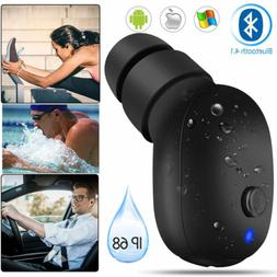 100 percent waterproof bluetooth headset wireless sport