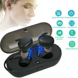 2019 BEST QUALITY Wireless Bluetooth Earbuds Headphones Head