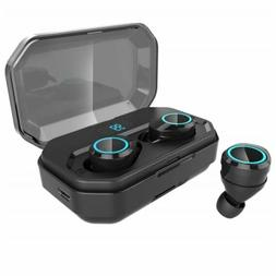 3000mAh Waterproof Bluetooth 5.0 Earbuds True Wireless Heads