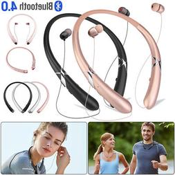 Bluetooth Headset Sport Stereo Wireless Headphones Earphones