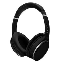 Wireless Active Noise Cancelling Headphones Over Ear, Srhyth