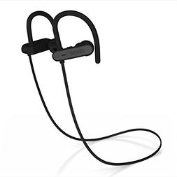 Senso ActivBuds Bluetooth Wireless Headphones, Durable IPX7