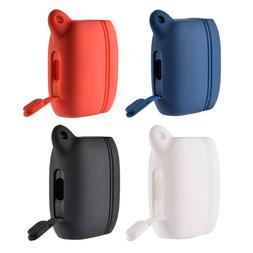 soft silicone protective cover skin with carabiner