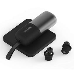 Rowkin Ascent Charge+ True Wireless Earbuds Headphones: 50+