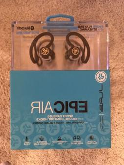 JLab Audio Epic Air True Wireless 4.1 Sport Earbuds with Mic
