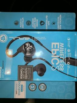 JLab Audio Epic2 Bluetooth 4.0 Wireless Sport Earbuds 010418