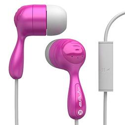 JLab JBuds Hi-Fi Noise-Reducing Ear Buds with Universal Micr