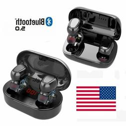 bluetooth 5 0 earbuds wireless earphones tws