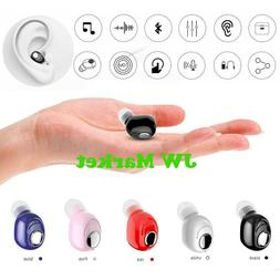 Bluetooth 5.0 Headset Wireless Earphone Earbud Stereo Headph