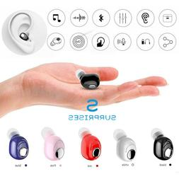 Bluetooth 5.0 Headset Wireless Earphones Earbuds Stereo Head