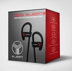 Bluetooth Earbuds TREBLAB XR100, Best Wireless Headphones Fo
