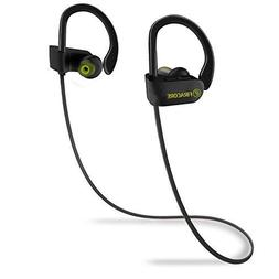Bluetooth Headphones, FIRACORE Sports Wireless Headphones Bl