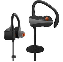 TaoTronics Bluetooth Headphones Wireless in Ear Earbuds Spor