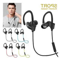 Bluetooth Headphones Wireless Sport exercise Earbuds V4.1 wi