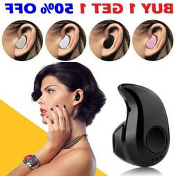 Bluetooth Headset Wireless Earphone Earbud Stereo Headphone