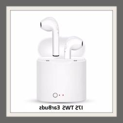 Bluetooth Wireless Earbuds/Earphones fits IPhone & Android *