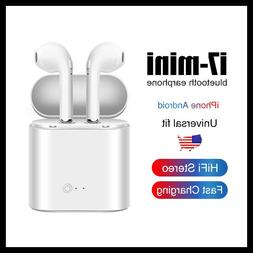 Bluetooth Wireless Mini Ear Buds Pods fits Apple iphone & An