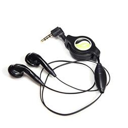 Compatible with Q7 Plus - Retractable Headset Hands-Free w M