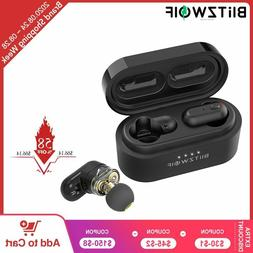 Earbuds Bluetooth 5.0 Earphones In-ear Wireless Earphone