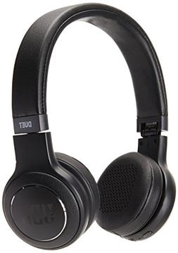 New JBL Duet Bluetooth Headphones Wireless 16 Hours Black
