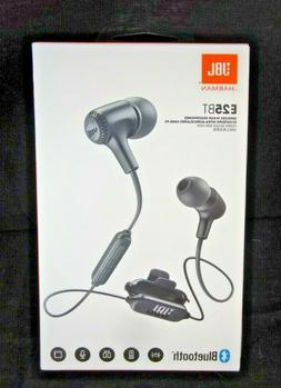 JBL E25BT Bluetooth In-Ear Headphones Black