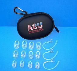 Ear Gels Hooks Case Kit for Plantronics Voyager 3200 3400 32