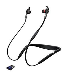 Jabra Evolve 75e UC Bluetooth Wireless in-Ear Earphones with