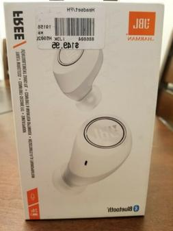JBL Free X Bluetooth Wireless Splashproof In-Ear Headphones