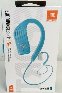 Harman JBL Endurance Sprint Bluetooth Wireless Earbuds Teal