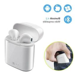 i7S TWS Wireless Bluetooth Ear Buds Apple Air Pod clone