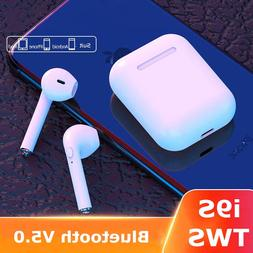 I9s Tws Headphone Wireless <font><b>Bluetooth</b></font> 5.0