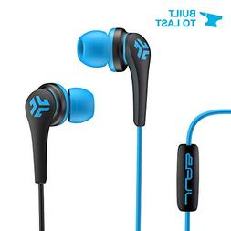 JLab Audio Core Hi-Fi Noise Isolating Earbuds with Mic and C