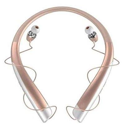 1100 bluetooth headphones wireless retractable headset neckb