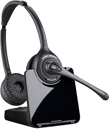Plantronics 84692-01 Wireless Over-the-Head Binaura