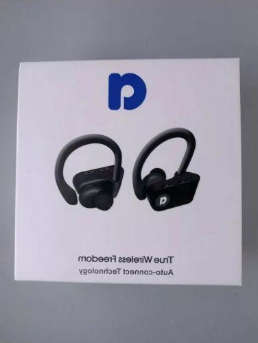 Waterproof Earbuds Bluetooth 5.0 True Wireless in Ear