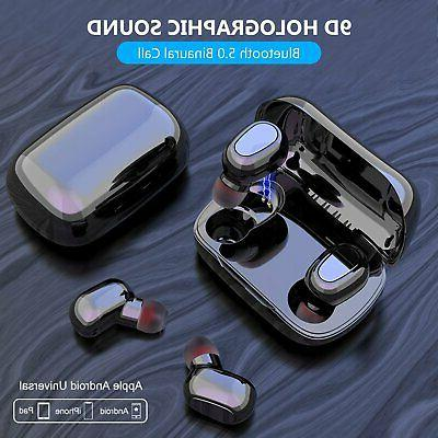 Bluetooth Earbuds Earphones TWS Deep Bass