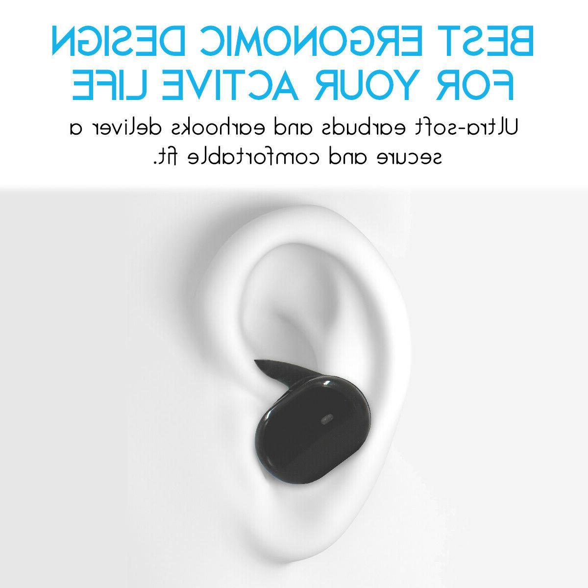 Bluetooth Wireless Touch Headphone