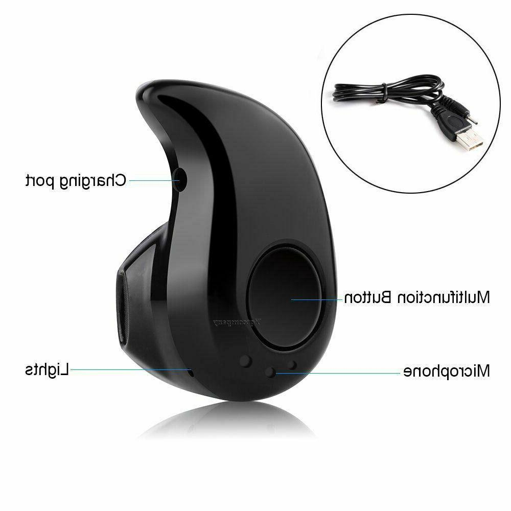Mini Wireless In-Ear For Cell Phones