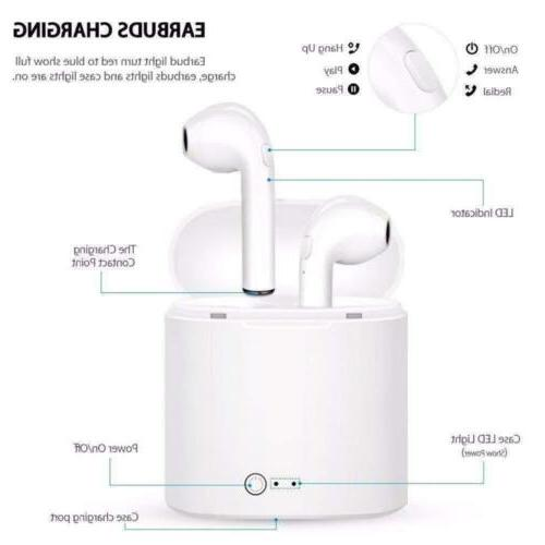 Bluetooth IOS Android In Ear Wireless Earbuds