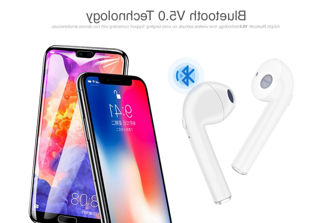 Bluetooth iPhone Wireless Airpods