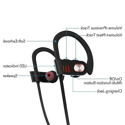 Bluetooth Earbuds Earbuds H...