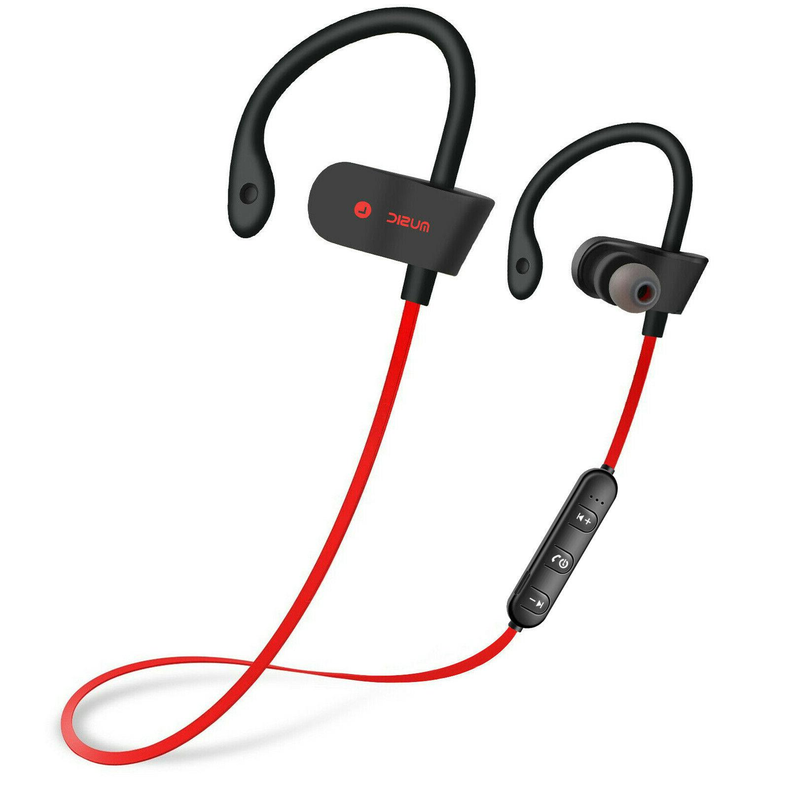 Bluetooth Headset Earbuds With