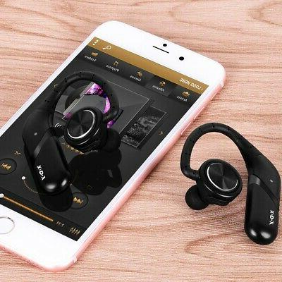 Ear Hook Earphone Bass Headphone Wireless