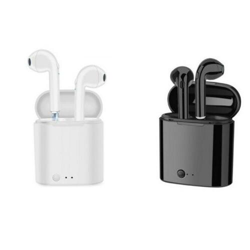 i7S Earphone Android Earbuds Portable