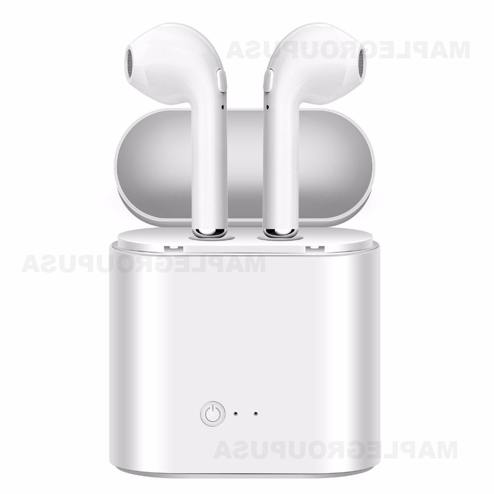 i7S Bluetooth Earphones Wireless Earbuds For