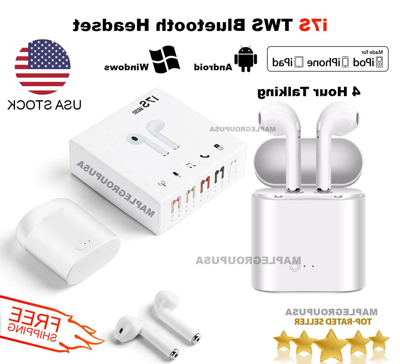 i7s tws bluetooth 5 0 earphones wireless