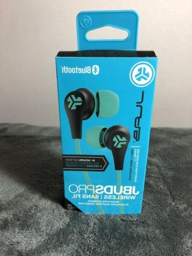 jbudspro wireless earbuds teal bluetooth earbuds brand