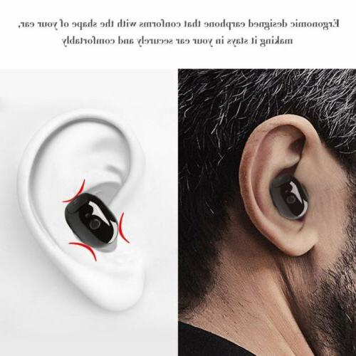 Mini Headsets in-ear for iPhone Samsung