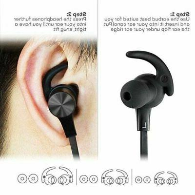 New With Headphone Wireless Earbuds Waterproof