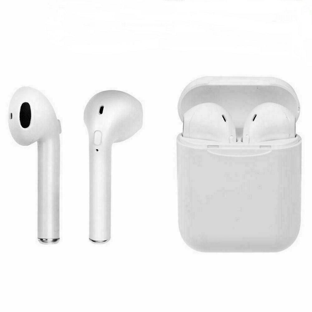 Wireless Bluetooth Earbuds 5.0 Earphones w/ Charging Case He
